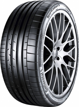 CONTINENTAL SPORTCONTACT 6 235/40 ZR19 XL FR 	96Y